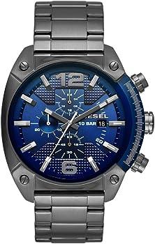 Diesel Watches Overflow Stainless Steel Watch