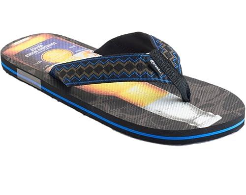 3e639bef49cc Corona Extra Beer Bottle Adult Mens Flip Flops Sandals  Amazon.co.uk ...