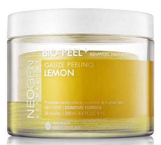 NEOGEN DERMALOGY BIO - Peel Gauze Peeling Lemon 30 Count