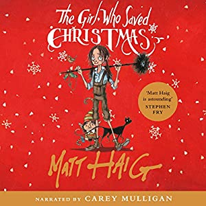 The Girl Who Saved Christmas Audiobook
