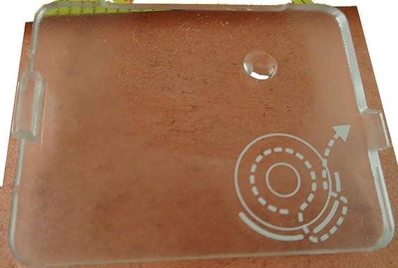 NGOSEW placa deslizante para cubierta de bobina funciona con ...