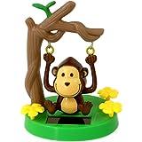 Amazon.com: Solar Power Motion Toy - Monkey on Toilet