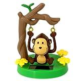 Solar Swinging Monkey by Greenbriar