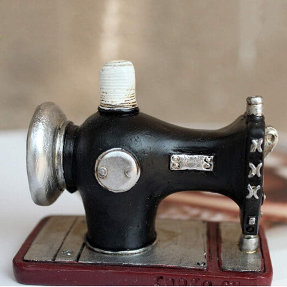 Vosarea - Adorno de máquina de Coser Vintage de Mesa Artesanal, Regalo para cafetería, salón o decoración de árbol de Navidad: Amazon.es: Hogar