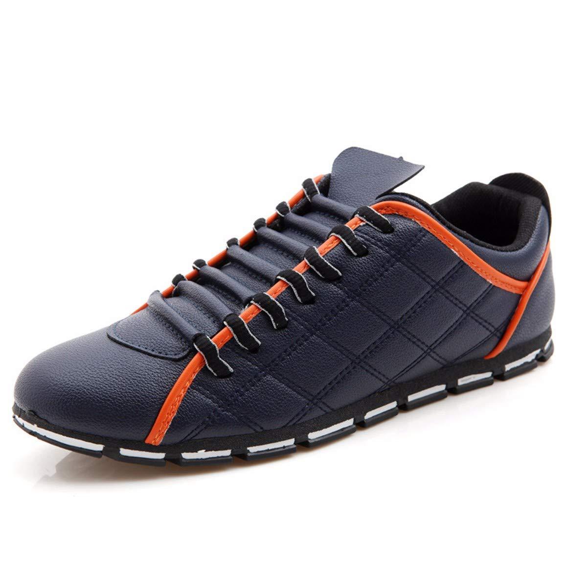 KMJBS-Herbst Sportschuhe British Board Schuhe Männer Lässige Schuhe Student Mode Blau 44
