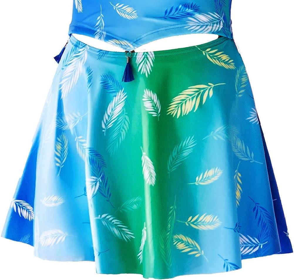 OOK Tunics for Bikini Women Swimsuit Cover up Woman Swimwear Beach Cover up Beachwear Pareo Beach Dress Sport Outdoor