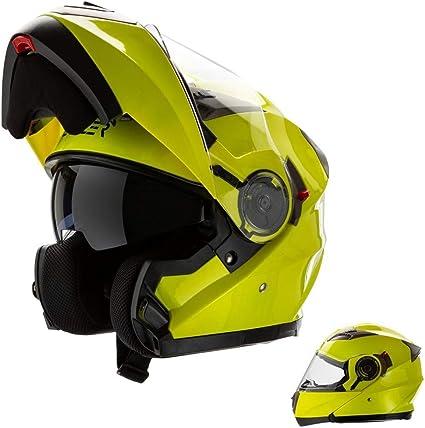 Amazon.es: Cruizer - Casco modular homologado para moto - Color ...