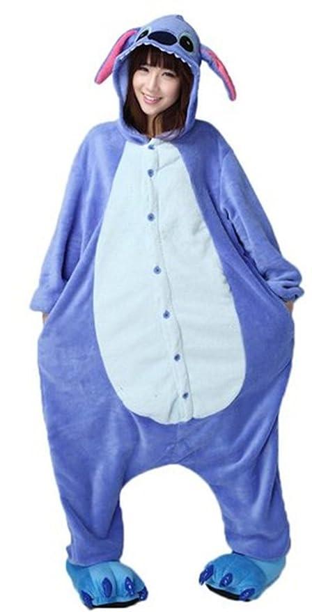 WOWcosplay - Pijama de una Pieza - Animal Print - para niña: Amazon.es: Ropa y accesorios