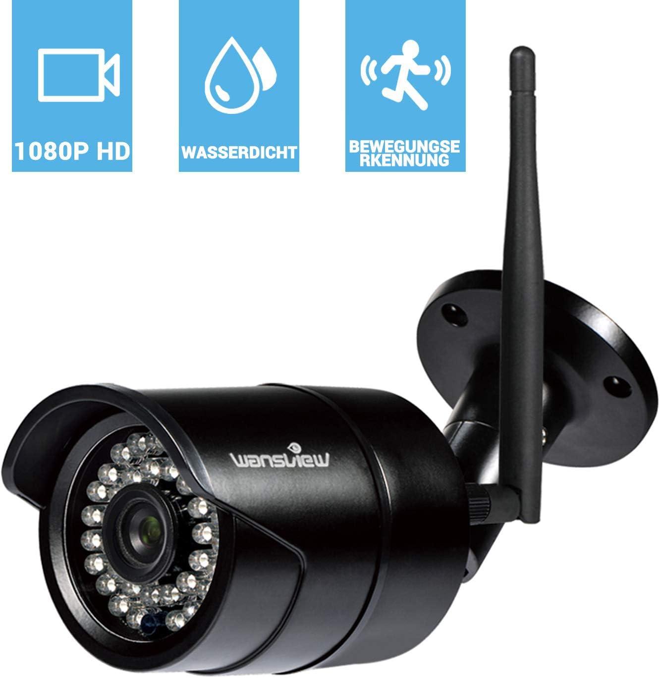 Wansview Wlan Ip Kamera Sicherheitskamera 1080p Hd Für Kamera