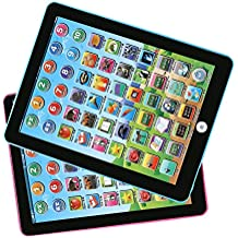 Electric Tablet Touch Screen Kids Educational Story Telling Musical Toy