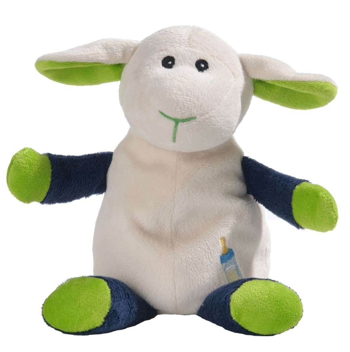 Warmies Pure Sheep with Lavender Scent and Removable Filling Green / Blue BabyCenter 1102