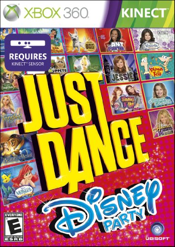 [Just Dance: Disney Party XBOX 360] (Disney Kids Game)