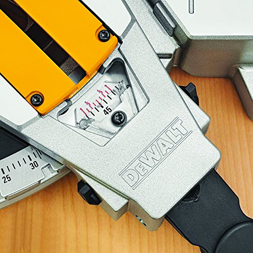 028877505756 - DEWALT DW715 15-Amp 12-Inch Single-Bevel Compound Miter Saw carousel main 2