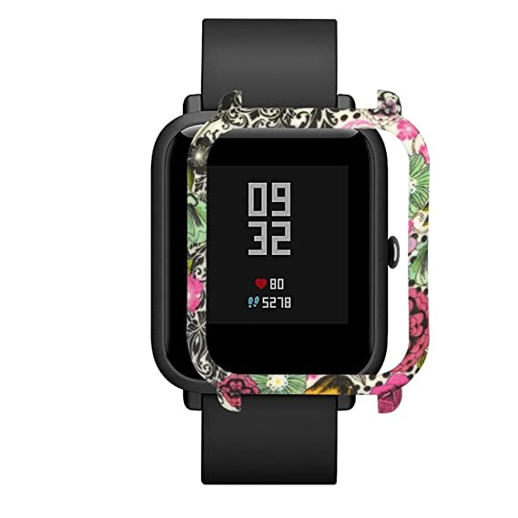 Amazon.com: For Xiaomi Huami Amazfit Bip Youth Watch Case ...