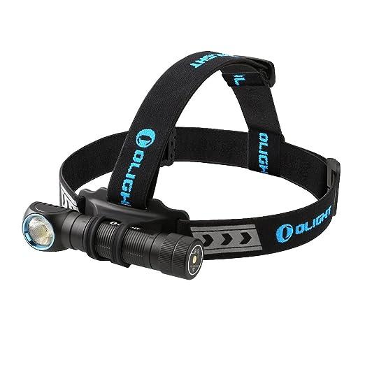 6 opinioni per Olight H2R NOVA Lampada Frontale Ricaricabile, LED CREE XHP50 CW 2300 lumen 5