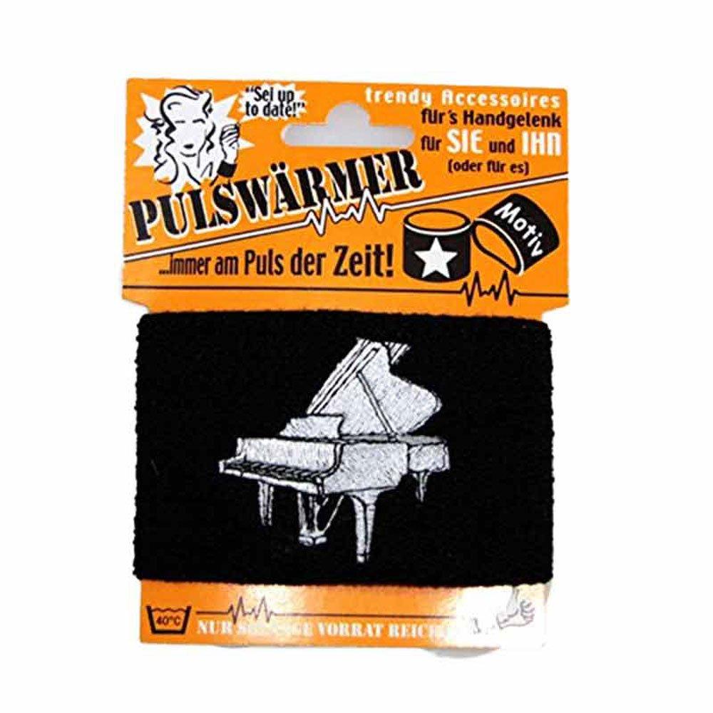Pulswärmer Flügel - Schönes Geschenk für Musiker