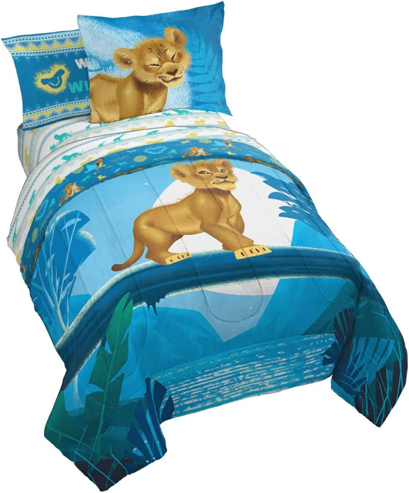 Disney Lion King Twin Sheet Set