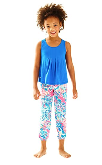 4e30b0d121e9a7 Lilly Pulitzer Kids Baby Girl's Reese Pants (Toddler/Little Kids/Big Kids)