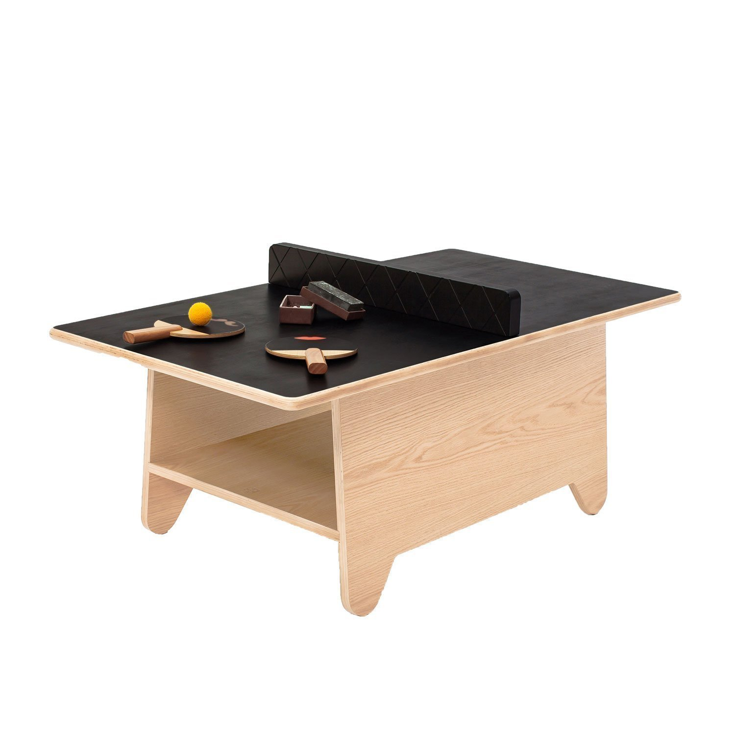 Amazoncom Huzi Play Table 2 In 1 Wooden Kid Play Table With