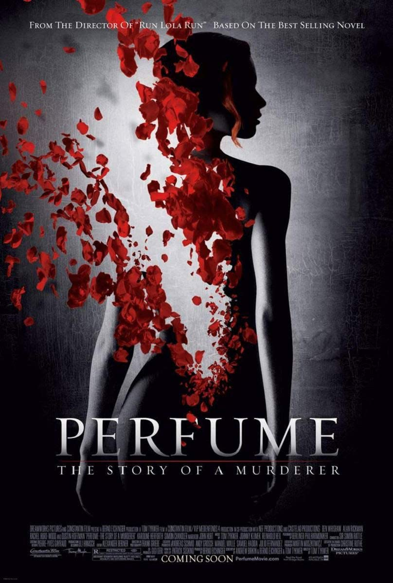 PERFUME MOVIE POSTER 2 Sided ORIGINAL FINAL 27x40 BEN WINSHAW DUSTIN HOFFMAN