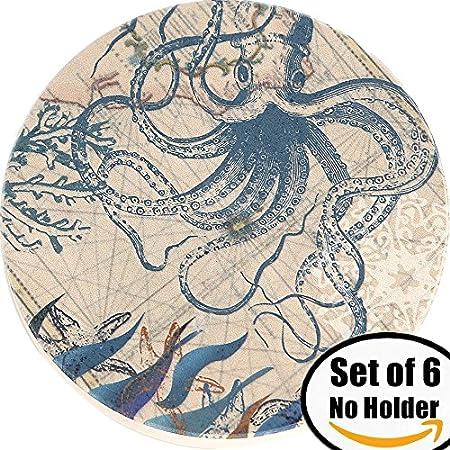61LlXflKq6L._SS450_ Beach Coasters and Coastal Coasters