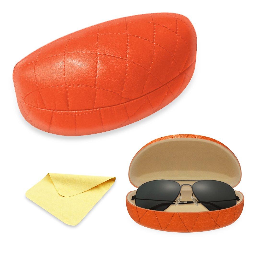 Yulan Hard Clam-shell Glasses Case 1d4338f152c2