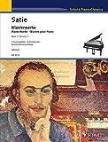 img - for Erik Satie (Gymnopedies): Piano Works book / textbook / text book