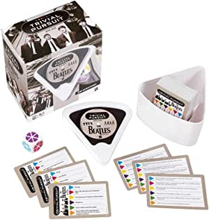 Winning Moves The Beatles Trivial Pursuit Game