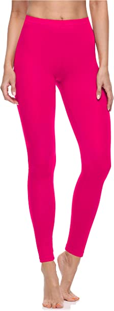 Merry Style Leggings Lunghi Pantaloni Donna MS10-198