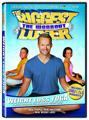 Biggest Loser: Weight Loss Yoga [DVD]