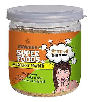 Mawana Super Food Jaggery Powder, 200g