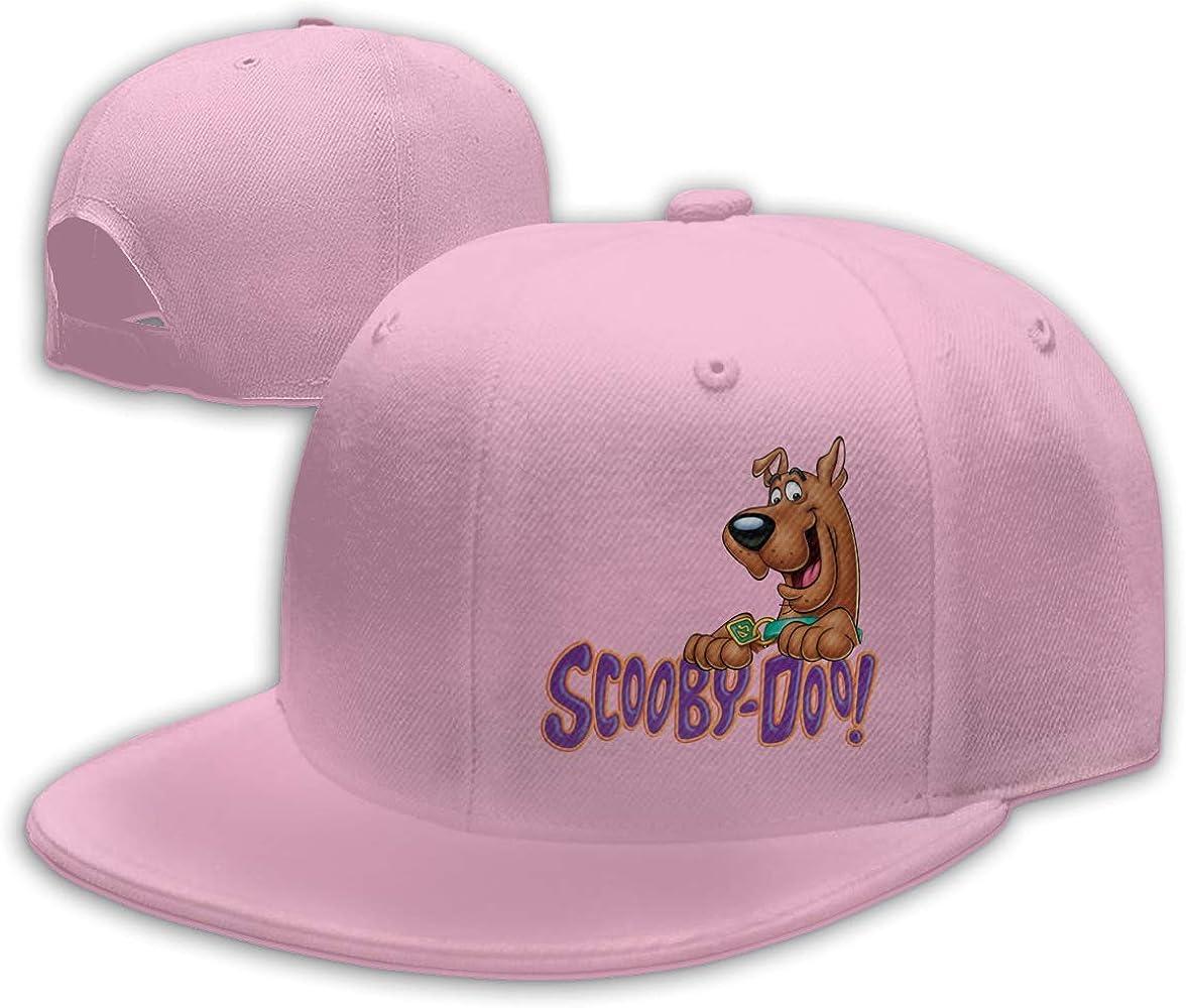DATG Gorras de béisbol para niña y niño, Logo de Scooby Doo ...