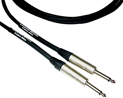 Conquest Sound OPIN 6 Custom Shop 6-Foot Super High Definition Guitar/Instrument Cable
