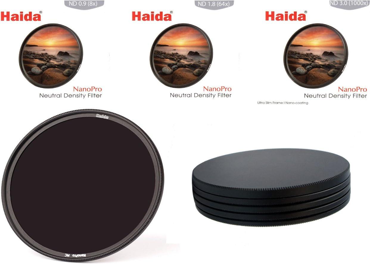 Haida Ultra Slim Nanopro Mc Nd Graufilterset 8x 64x Elektronik