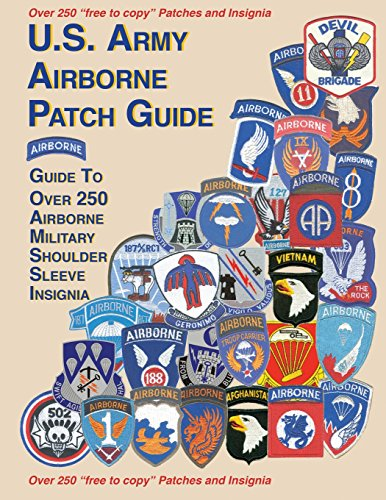 United States Airborne Patch - States United Parachute