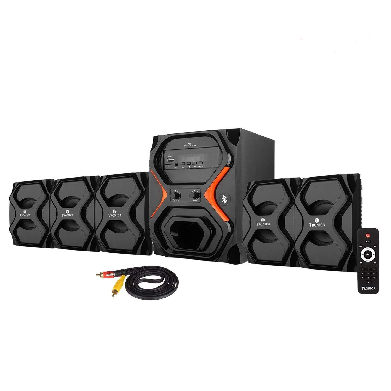 Tronica Republic Series 5.1 Bluetooth Home Audio Speaker