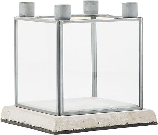IB Laursen - Caja de Cristal para 4 Velas [SP] UVP: 36,50