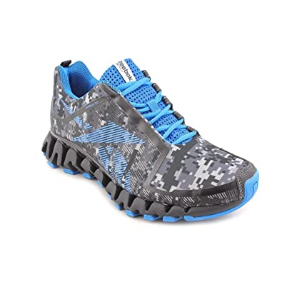 68a3712bafe Reebok ZigWild TR 2 Mens Blue Mesh Running Shoes Size 12 UK UK 12   Amazon.co.uk  Shoes   Bags