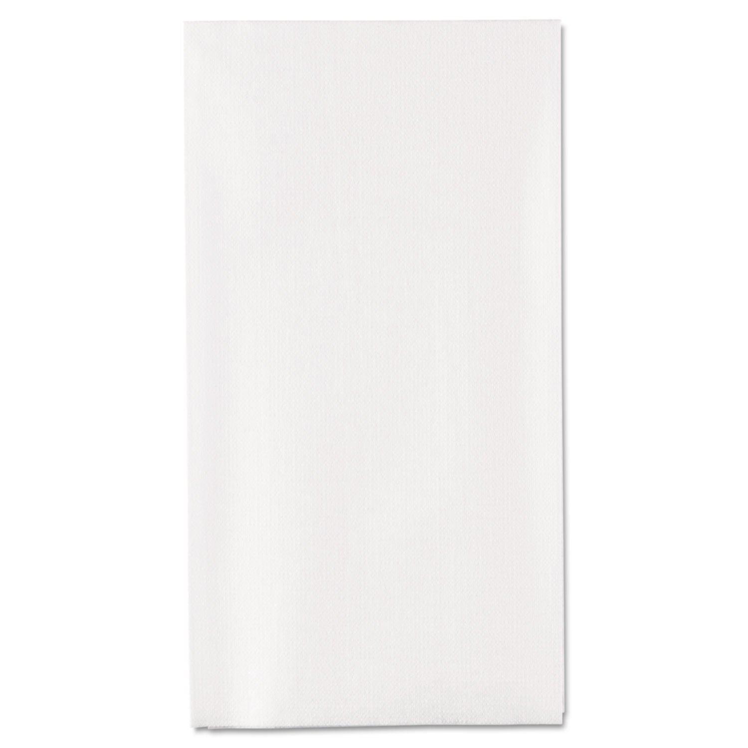 Georgia Pacific Professional 1/6-Fold Linen Replacement Towels, 13 x 17, White, 200/Box, 4 Boxes/Carton