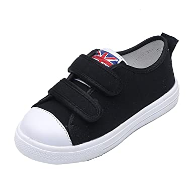 9919bec71a7 Amazon.com  Moonker Kids Shoes for 4-7 Years Old