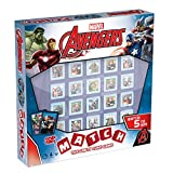iron man board game - Marvel Avengers Top Trumps Match Board Game