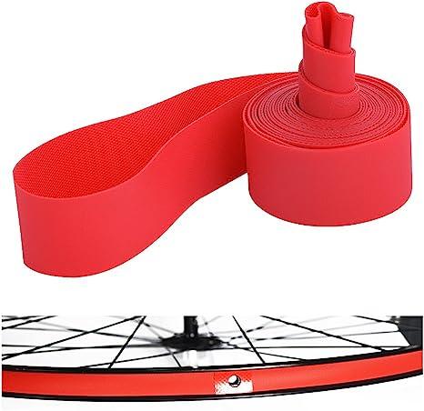 1//2x-Premium PVC Rubber Anti-Puncture Rim Tapes Strips MTB Bicycle Folding Tire//