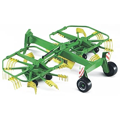 Krone Dual Rotary Swath Windrower: Toys & Games