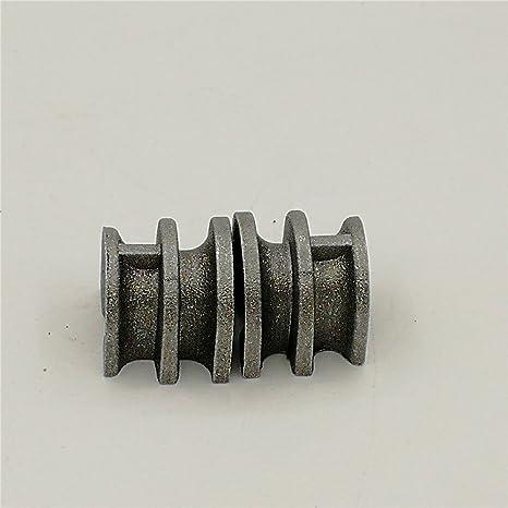 shiosheng Compre 2 Piezas de bujías de Encendido para Honda GX100 GX120 GX160 GX200 5.5 HP