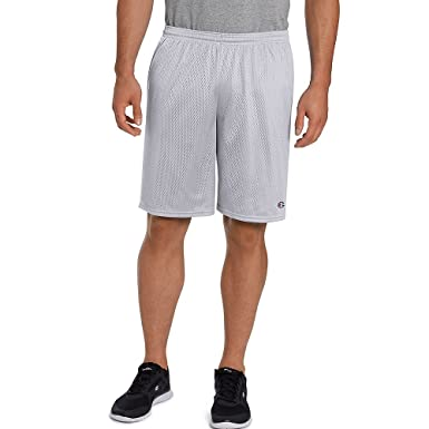 4e1d03f10d2b Champion Men s Long Mesh Shorts with Pockets at Amazon Men s ...