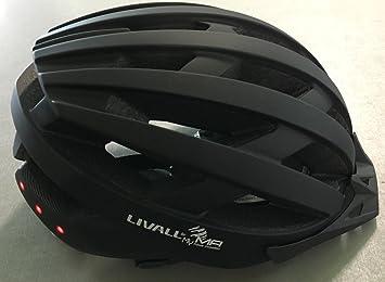 MFi Kross – Casco ideal para mountanbike Smart, negro