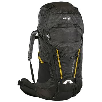 e2a876041035 VANGO PINNACLE RUCKSACK 60+10 (SHADOW BLACK)  Amazon.co.uk  Sports    Outdoors
