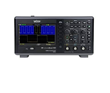 TELEDYNE LECROY WAVEACE 1001 OSCILLOSCOPE TREIBER WINDOWS 10