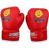PU Kinder Boxhandschuhe Trainingshandschuhe für Kinder von 3-12 Jahre