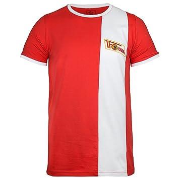 1 FC Union Berlin T-Shirt Logo-Rot f/ür Kinder